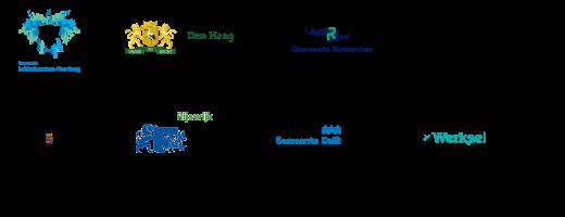 Logos klanten J&C